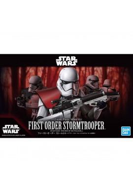 Bandai Star Wars First Order Stormtrooper (Star Wars: The Rise of Skywalker) 1/12 Scale Plastic Model Kit