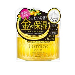 Azjatyckie kosmetyki Utena Lumice GOLD Moisturizing Gel Cream