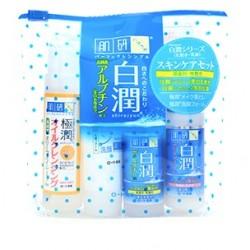 Azjatyckie kosmetyki Hada Labo Shirojyun Skin Care Travel Set