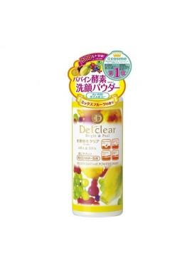 Azjatyckie kosmetyki DET Clear Bright & Peel Fruit Enzyme Powder Wash