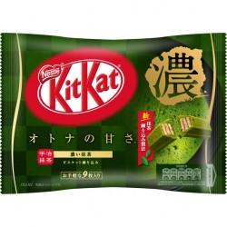 Azjatyckie słodycze Nestle Kit Kat Green Tea Matcha