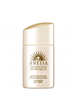 Shiseido ANESSA Perfect UV Sunscreen Skincare BB Foundation SPF50+ PA++++