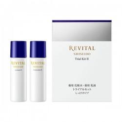 Shiseido Revital Trial Kit II