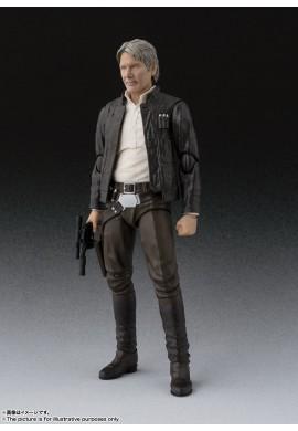 Bandai S.H.Figuarts Han Solo STAR WARS: The Force Awakens