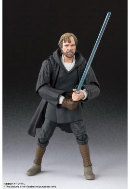 Bandai S.H.Figuarts Luke Skywalker Battle of Krait STAR WARS: The Last Jedi
