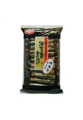 Azjatyckie przekąski Kameda Norimaki Senbei Rice Crackers