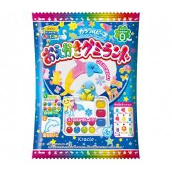 Azjatyckie słodycze Kracie Popin Cookin Oekaki Gummy Land Kit