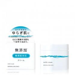 Meishoku Repair & Balance Mild Cream