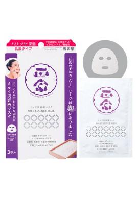 Kiku-Masamune Milk Essence Mask
