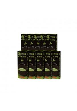 Meiji Donan Matcha Green Tea Flavor Caramel SET