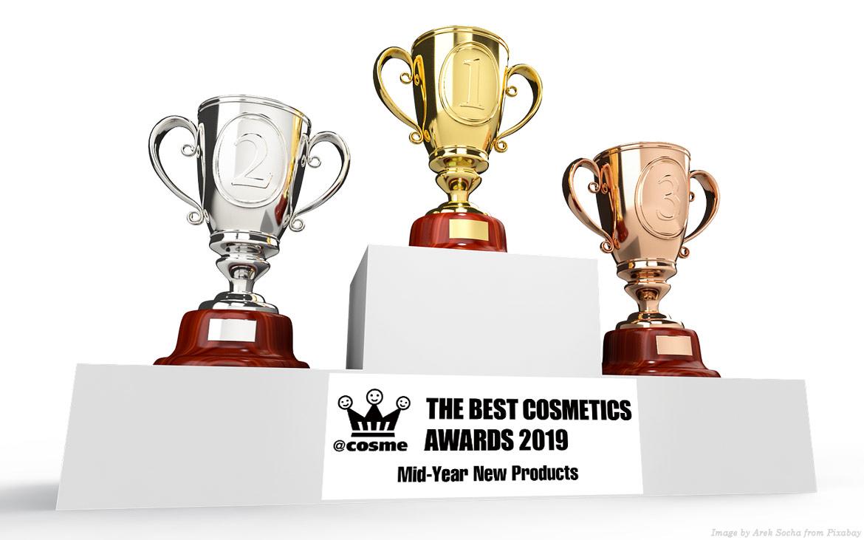 ranking najlepszych azjatyckich kosmetyków 2019