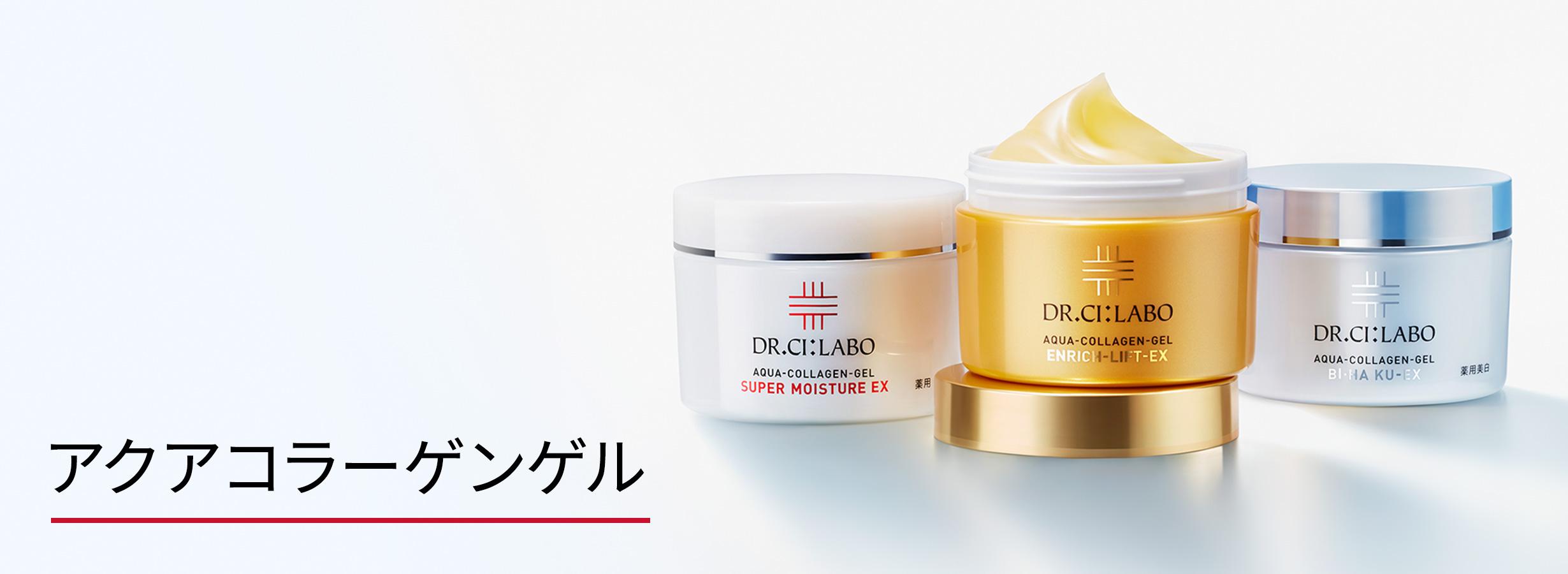 Dr.C i:Labo Aqua Collagen Gel Enrich Lift EX Placenta 120g
