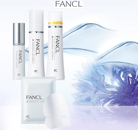 FANCL Whitening Lotion I II