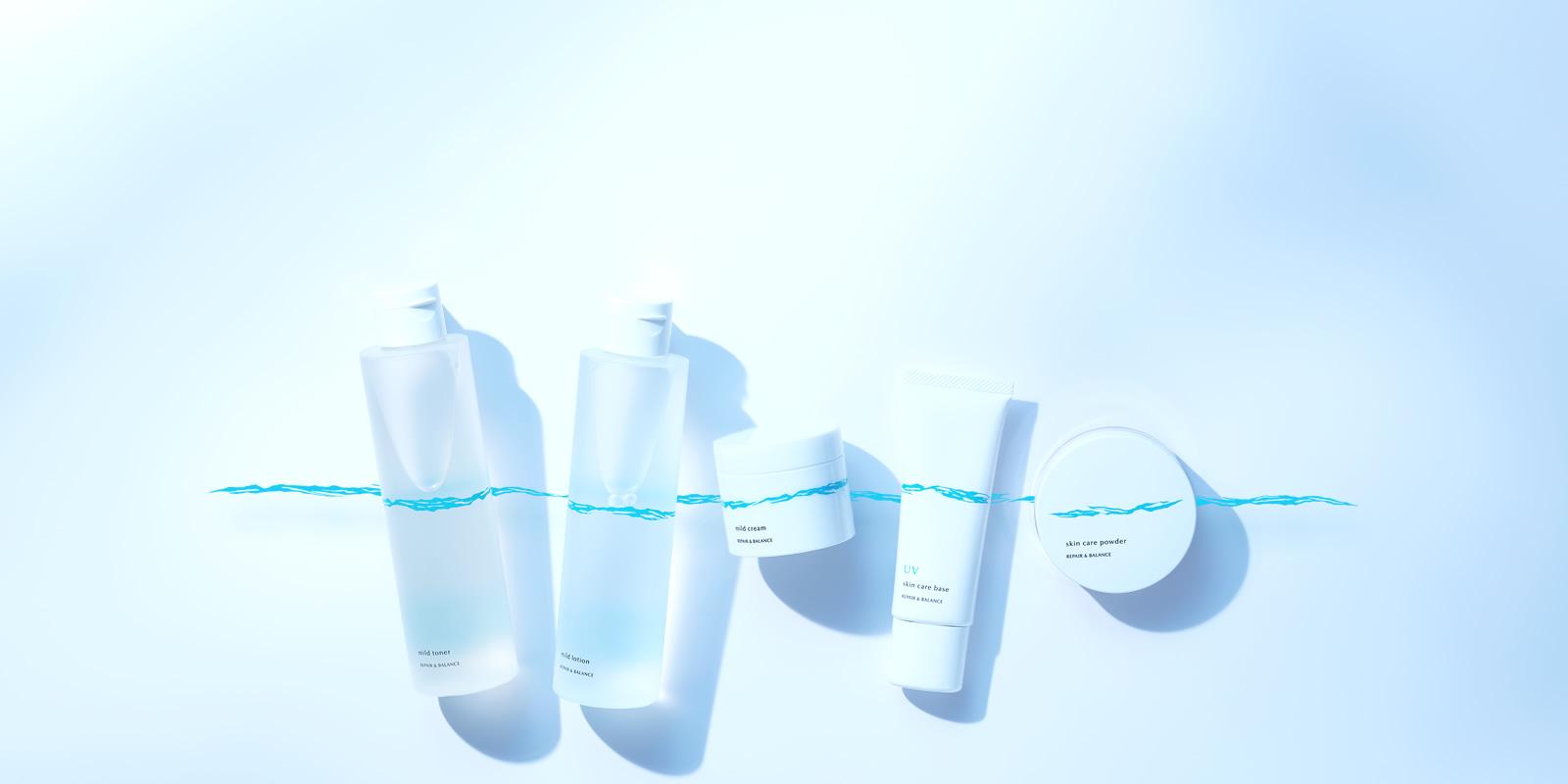 Meishoku Repair & Balance Skin Care UV Base SPF49 PA+++