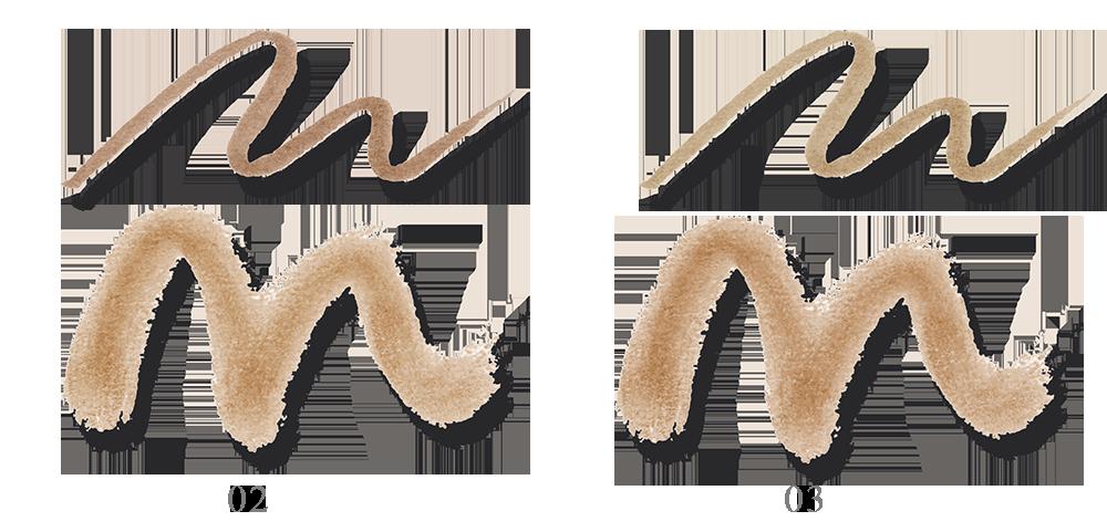 Kose FASIO Liquid Powder Eyebrow