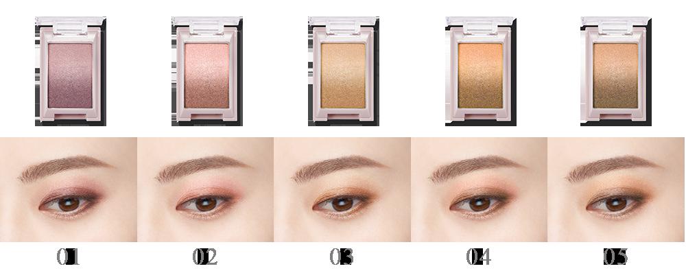 Kose FASIO Gradiation Eyecolor