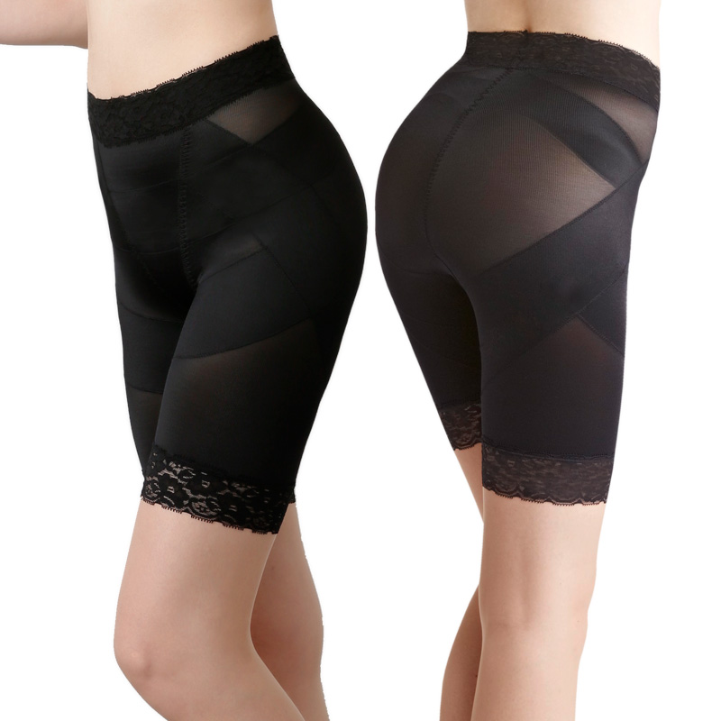 Asiya Biseitai New Pelvis Refresh Shorts Black Set