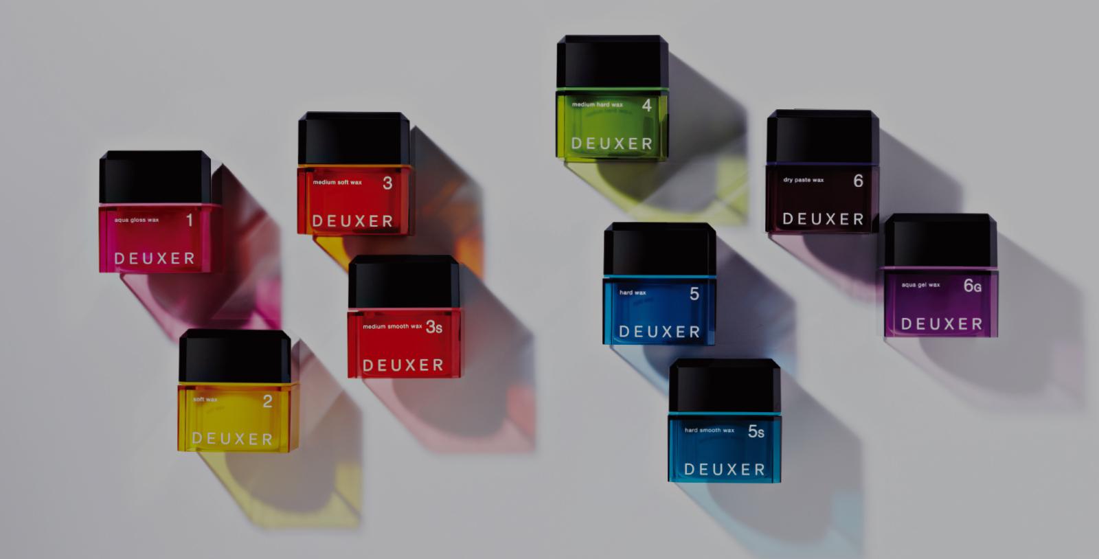 no3 Deuxer Wax 80g