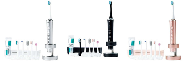 Panasonic Sonic Vibration Toothbrush Doltz EW-DP51