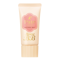 Sana Pore Putty Mineral BB Cream Natural Mat