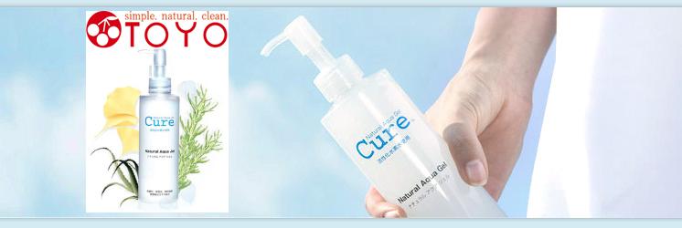 TOYO Life Cure Natural Aqua Gel Peeling