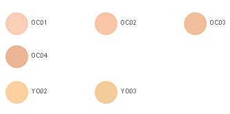 Kanebo LUNASOL Skin Modeling Powder Foundation SPF20 PA++