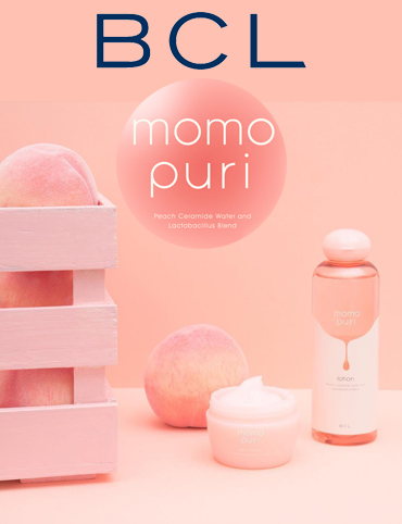 BCL momo puri Moisture Lotion an Cream