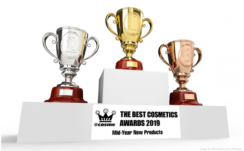 THE BEST NEW COSMETICS AWARDS 2019 MID-YEAR VOL.1