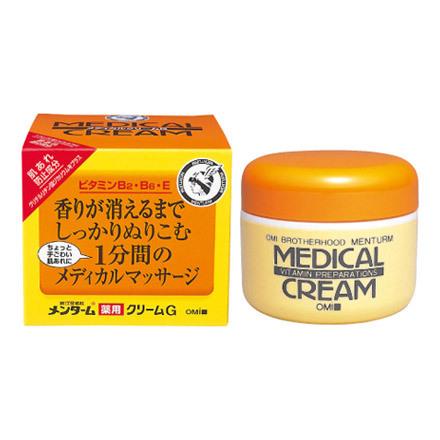 The Omi Brotherhood Menturm Medical Cream G
