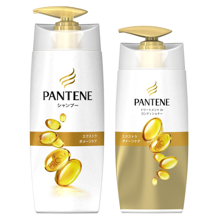 Pantene Extra Damage Care Shampoo / Treatment Conditioner