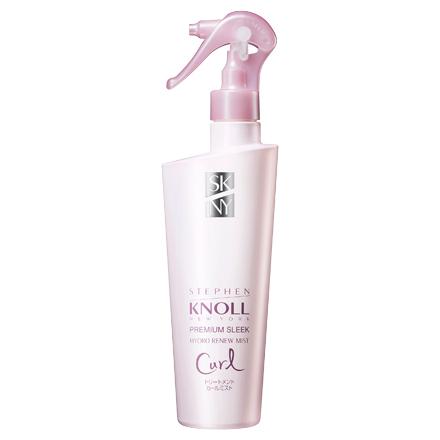 Kose Stephen Knoll Premium Sleek Hydro Renew Mist Curl