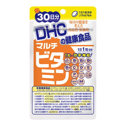 DHC Supplements Multi Vitamin