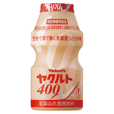 Yakult Yakult 400 Beauty Drink