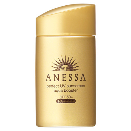 Shiseido ANESSA Perfect UV Sunscreen Aqua Booster SPF50+ PA++++