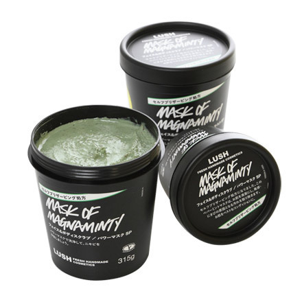 LUSH Mask Of Magnaminty