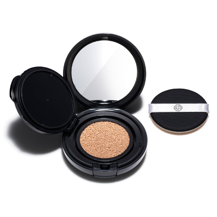 Shiseido Ginza Tokyo Synchro Skin Glow Cushion Compact with Case SPF23 PA++