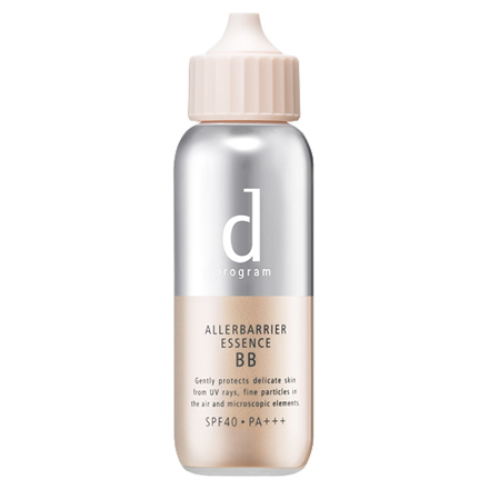 Shiseido d program Allerbarrier Essence BB SPF40 PA+++