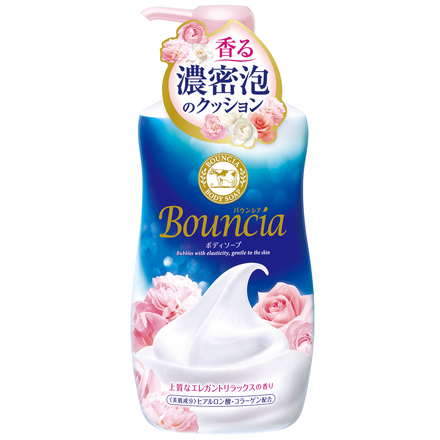 Bouncia Body Soap Kyoshinsha Elegant Relax Fragrance