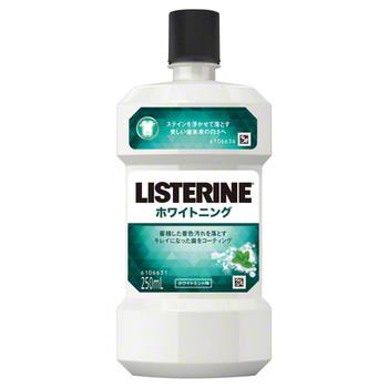 Listerine Whitening Mouthwash