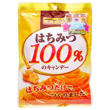 Senjakuame-Honpo Candy Land 100% Honey Candy