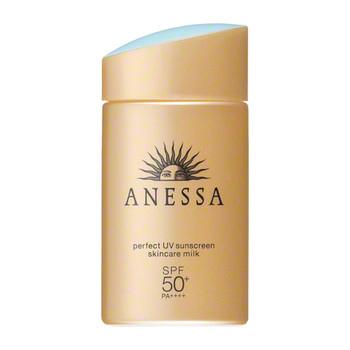 Shiseido Anessa Perfect UV Sunscreen Skincare Milk SPF50+ PA++++