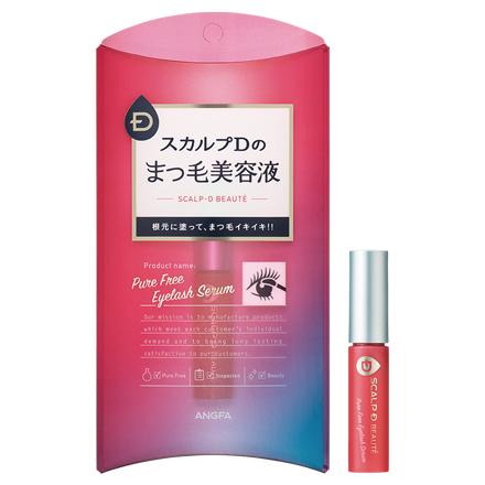 Angfa Scalp D Beauty Pure Free Eyelash Serum