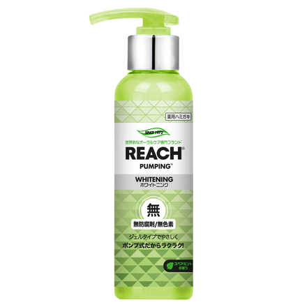 REACH Pumping Toothpaste