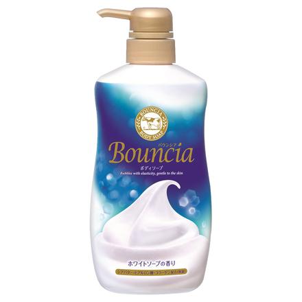 Bouncia Body Soap White Soap