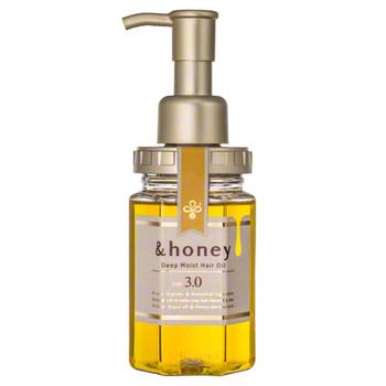 &honey Deep Moist Hair Oil 3.0