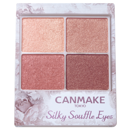 CANMAKE Silky Souffle Eyes