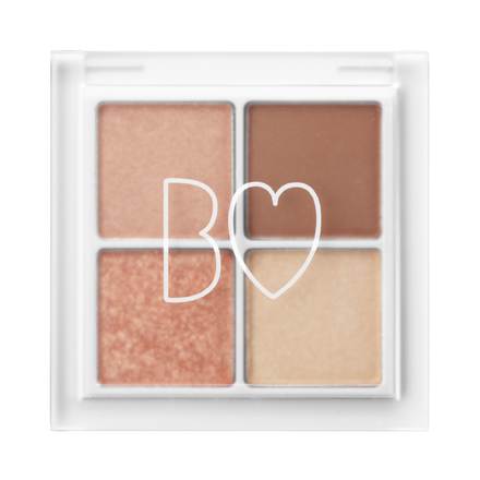 B IDOL THE Eye Palette