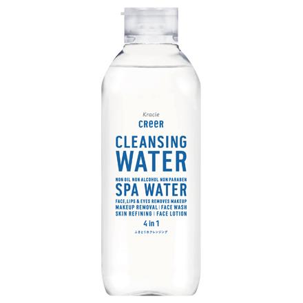 CReer Cleansing Water