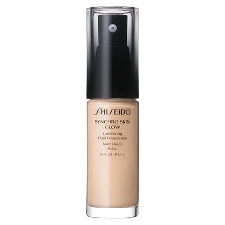Shiseido Synchro Skin Glow Luminizing Fluid Foundationskin