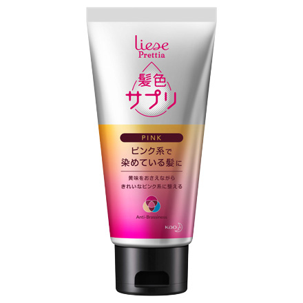 Kao Liese Prettia Hair Color Supplement